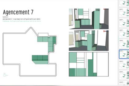 Appartement Robanie