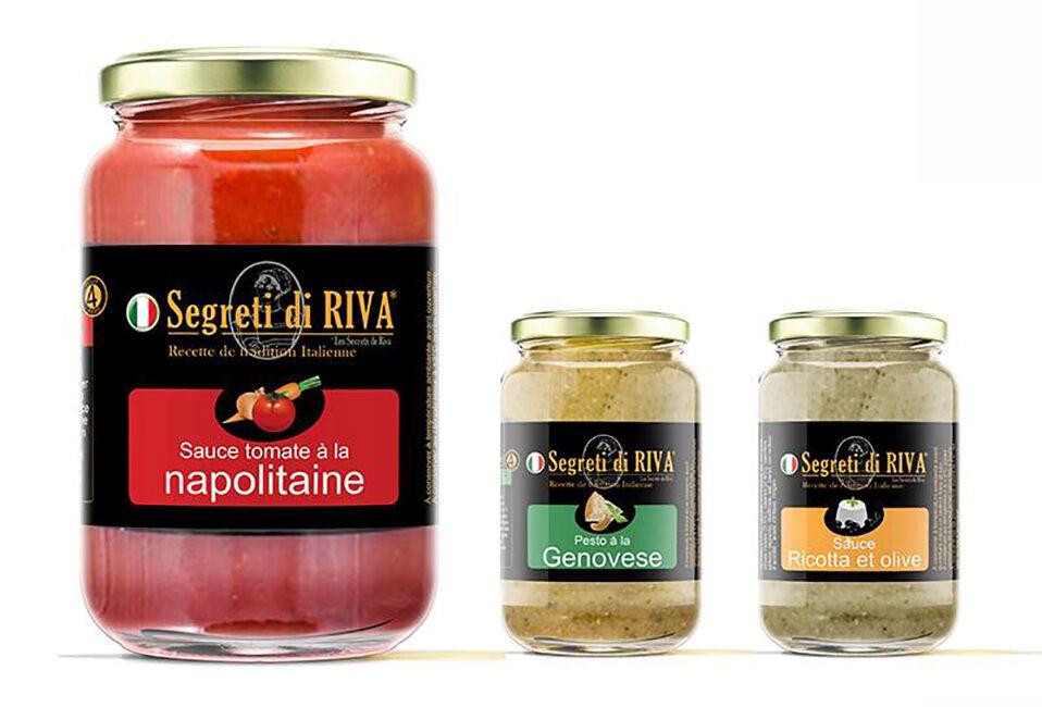 Etiquettes Segreti Di Riva
