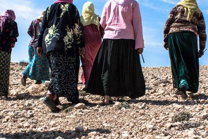 Femmes Tisserandes Tunisie