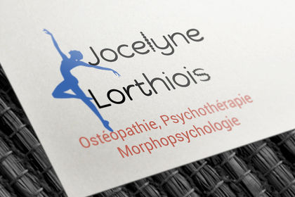 Logo Jocelyne Lorthiois Ostéopathe