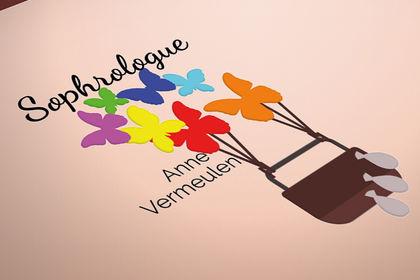 Logo de Anne Vermeulen sophrologue