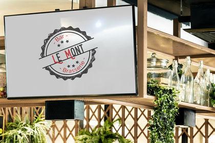 Logo Bar Brasserie Le Mont
