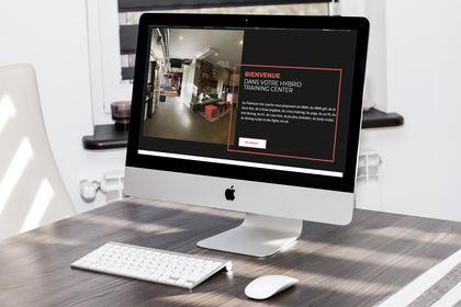 Site web Platinium