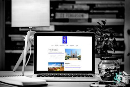 Site web de Cuba sous le Pied