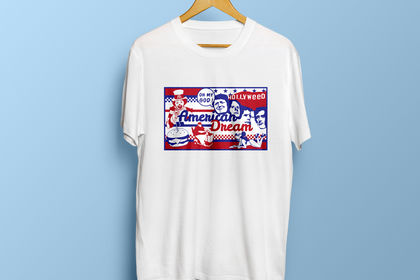 American Dream Tee-shirt