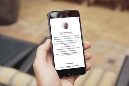 Webdesign Samy Badibanga