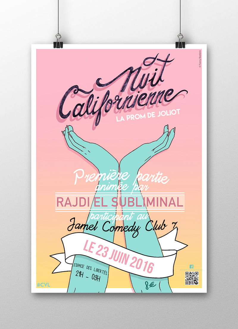 Affiche/Poster évènementiel