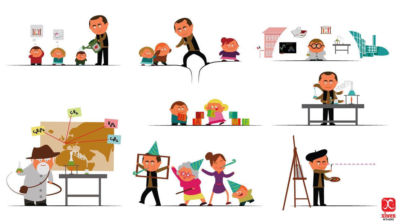Design de persos simples #01