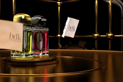 Publicité parfum
