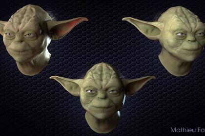 Yoda-3D