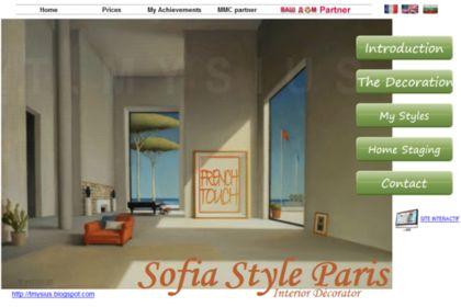 Création site internet Multilingue