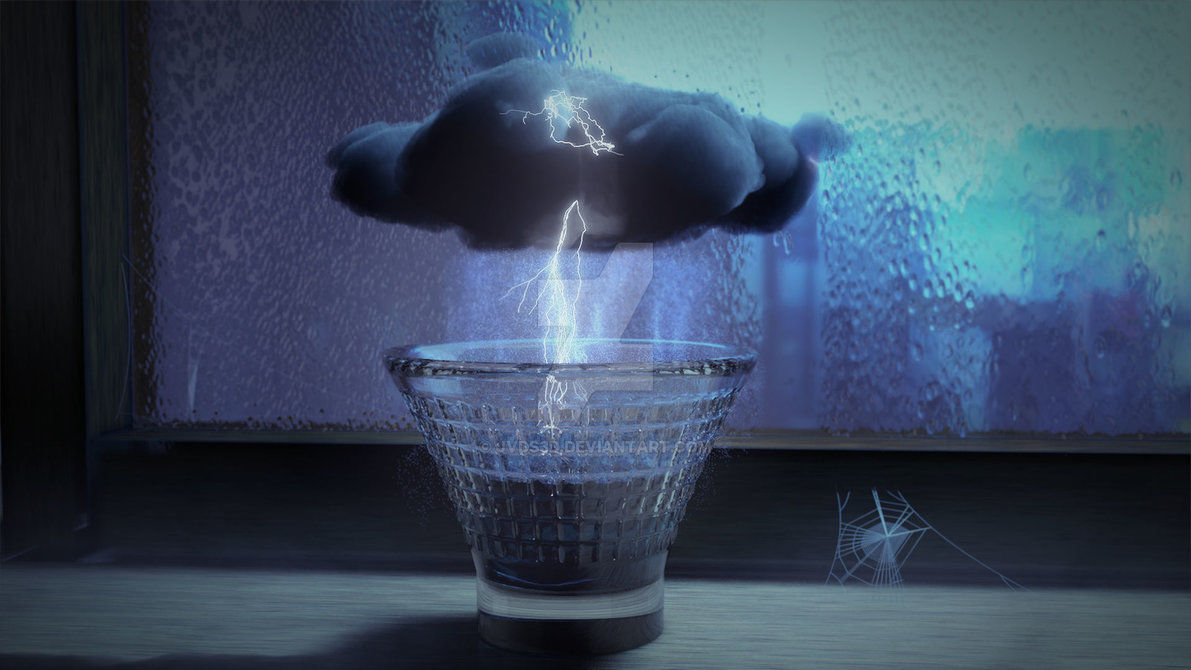 Glass Storm