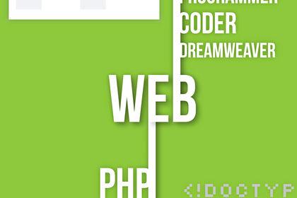 Affiche scolaire Section Web