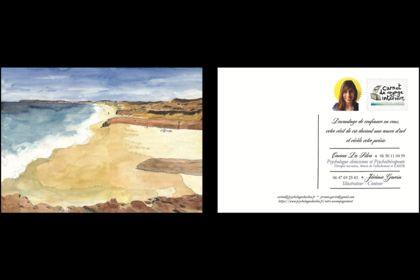 Carte Postale - Flyer