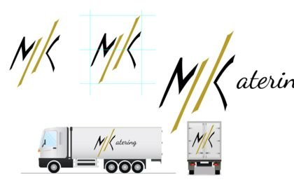 Logo MKatering