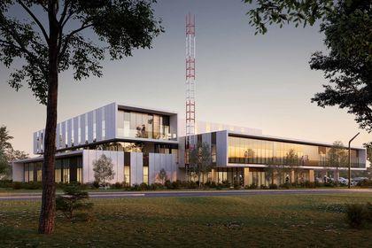 Centre pompiers - Alliage Architectes // Toulouse