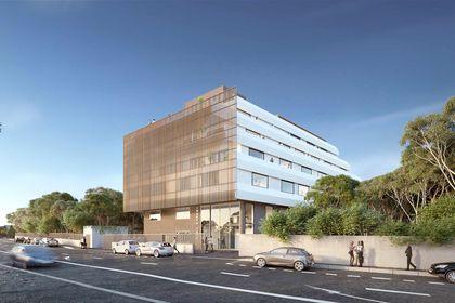 Centre de recherche - AFE architecte // Paris