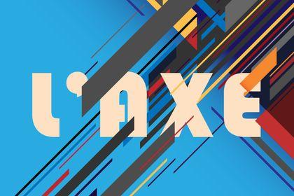 Logo L'axe