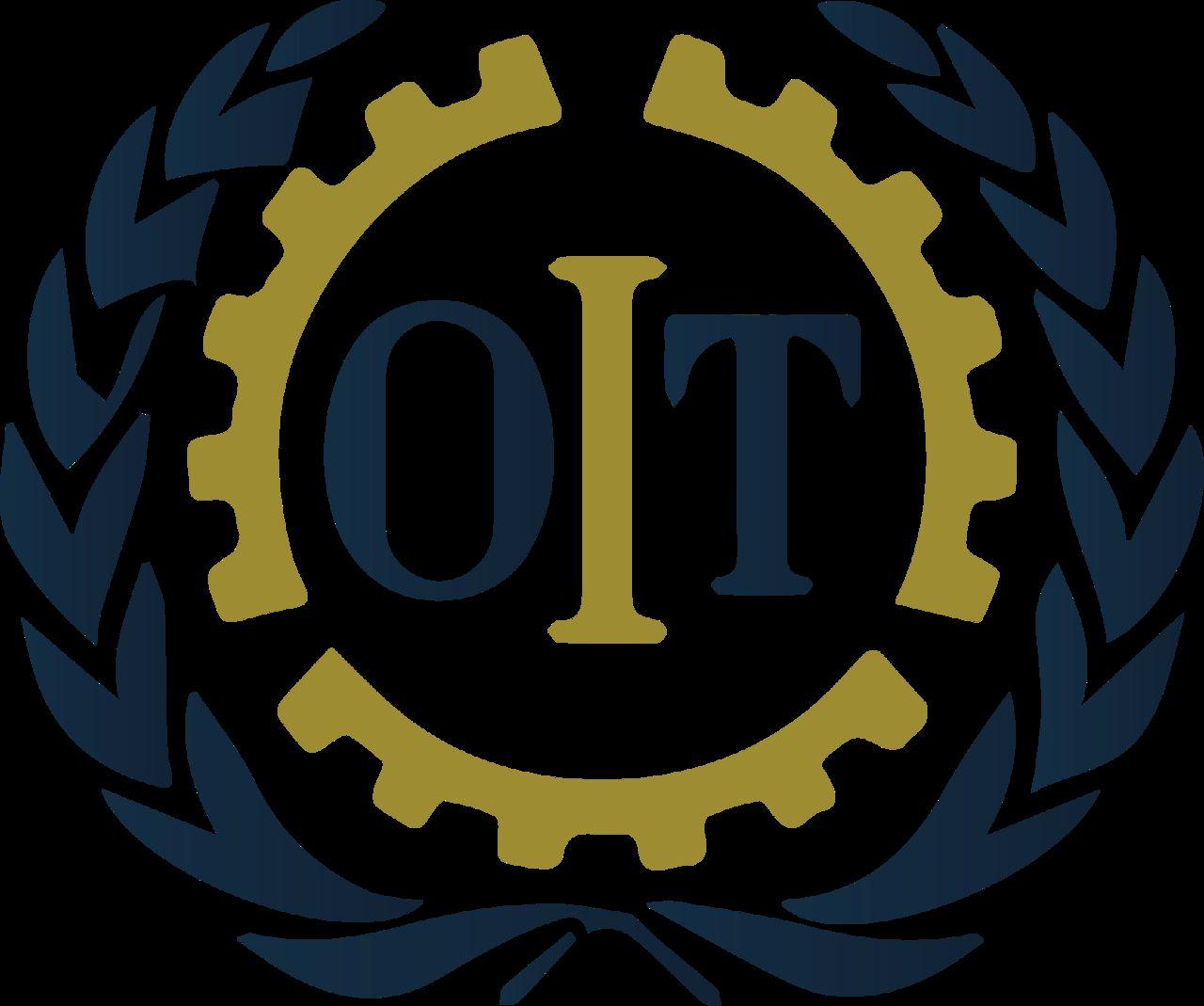 Illustration du logo de l'oit revisité