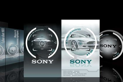 Sony - permis de shooter