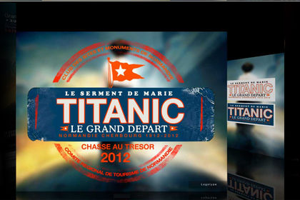 TITANIC le Grand Départ