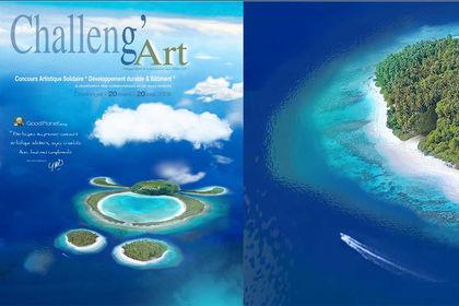 CHALLENG'ART affiche