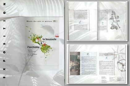 LA BOUSSOLE ET L'ORCHIDEE exposition