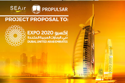 SEAir et PROPULSAR EXPO DUBAÏ 2020