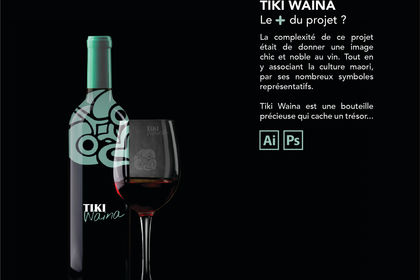 Tiki-Waina_Projet