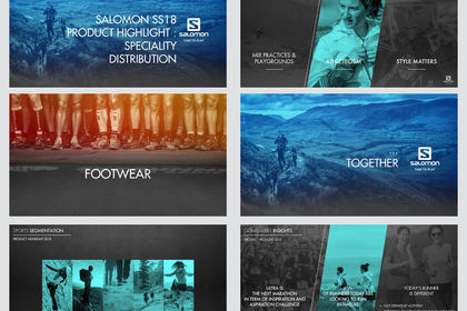 SALOMON : Powerpoint