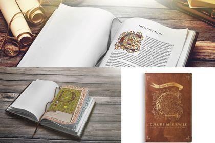 Flammarion Cuisine Medievale de Jeanne Bourin
