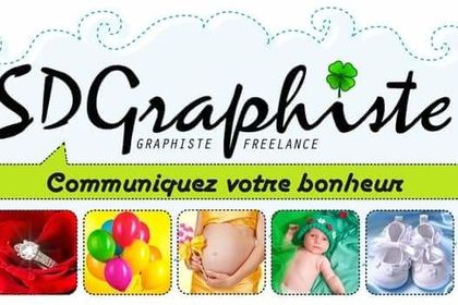 Logo entreprise SDGraphiste