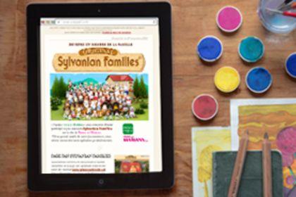 Newsletter Sylvanian Families