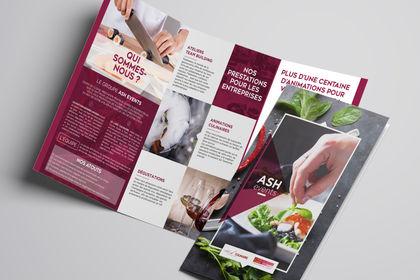 Brochure ASH Events