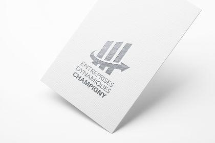 Création de logo pour une association