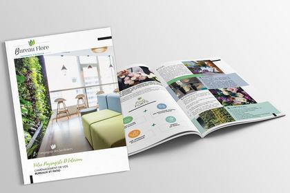 Brochure Compagnie des Jardiniers