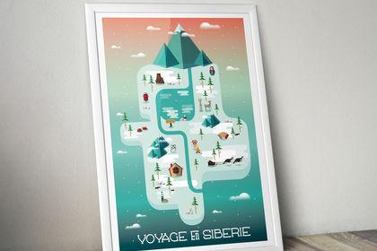 Voyage en Sibérie