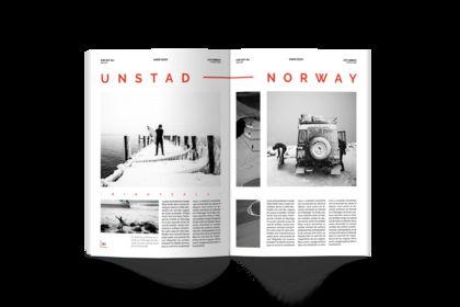 Magazine Surfin' Estate