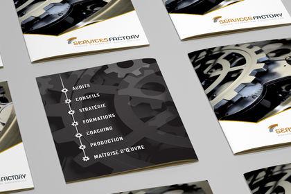 Brochure Services Factory