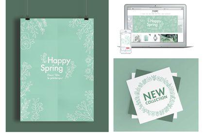 Happy Spring - 1