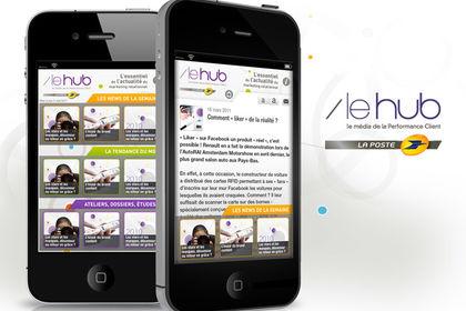 Conception UI-UX d'une application de news