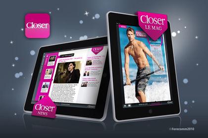 Conception UI-UX d'une application magazine