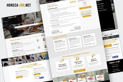 UI-UX site emploi