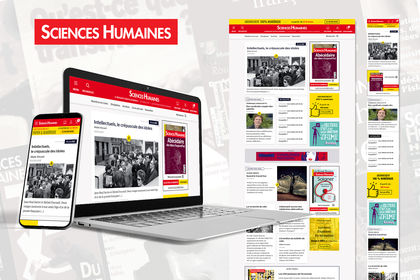 Conception Ui-UX d'un site éditorial magazine