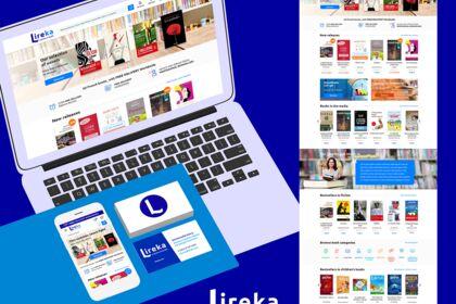 Conception graphique UI-UX d'un site e-commerce