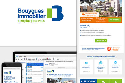 Bouygues Immobilier - Emailing