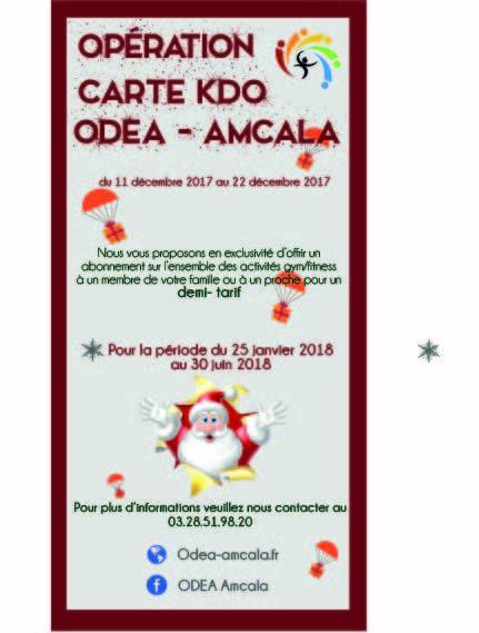 Carte KDO