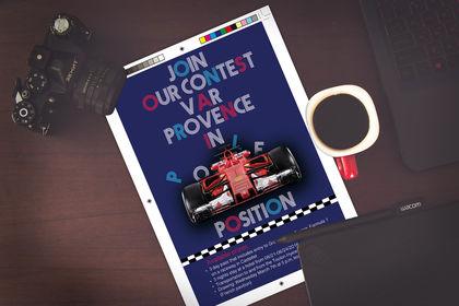 CCI Var in pole position - fllyer