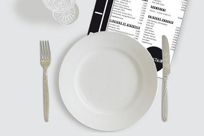 Resto Voltaire Paris - menu
