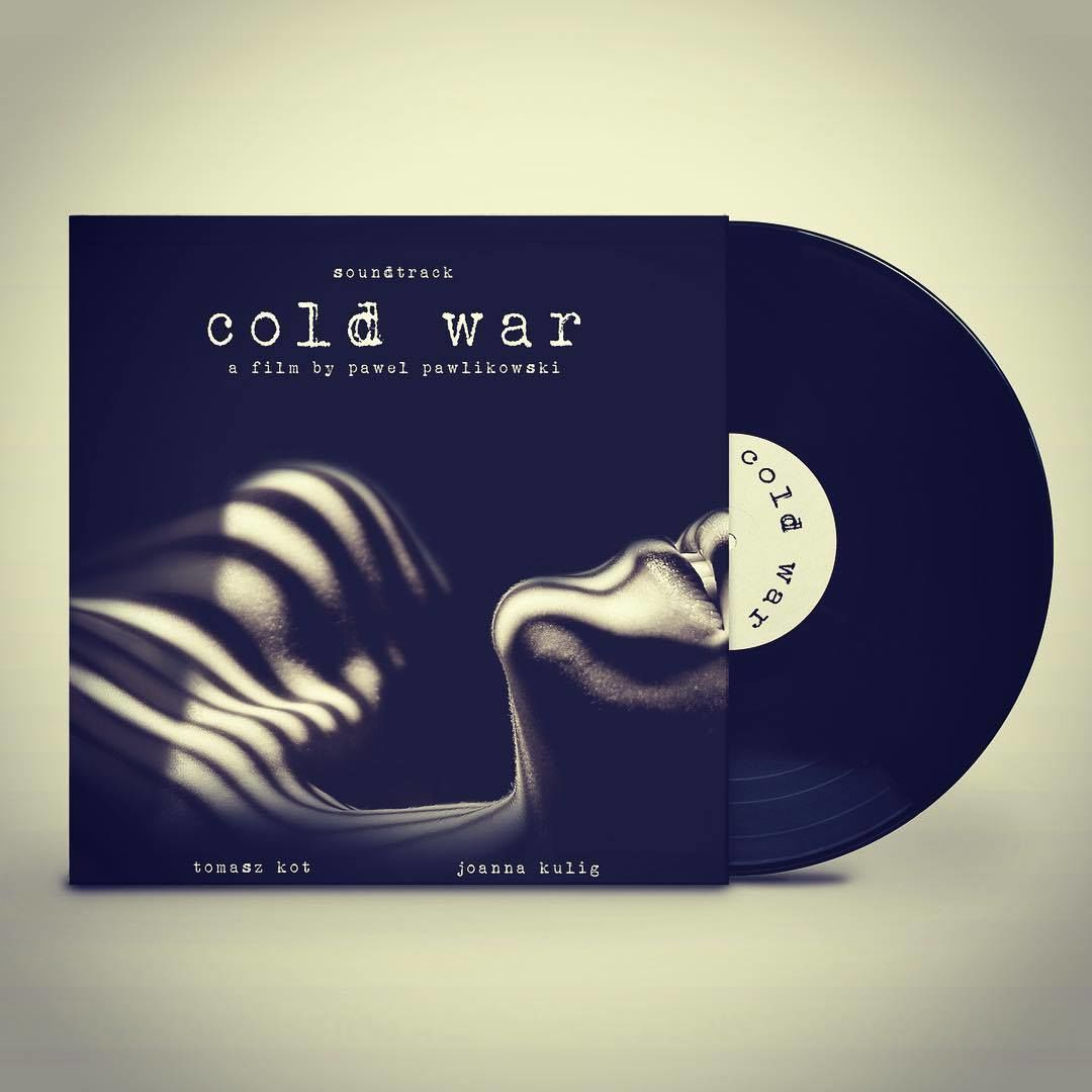 Pochette d'album soundtrack Cold War